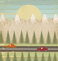 The Highway Fine-Art Print
