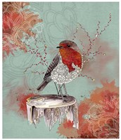 Friendly Robin Fine-Art Print