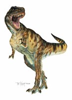 T-Rex Fine-Art Print