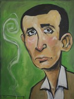 Joey Bishop Fine-Art Print