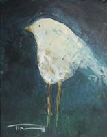 Waiting Bird Fine-Art Print