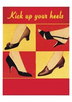 Kick Your Heels Fine-Art Print