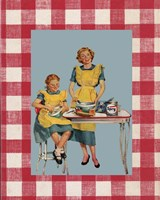 Picnic Mom Fine-Art Print