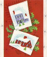 Winter Homes Fine-Art Print