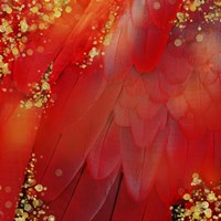 Mid-Summer Magik Red Spice Fine-Art Print