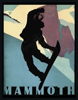 Mammoth Mountain Winter Sports I Fine-Art Print