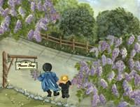 The Amish Flower Shop Fine-Art Print