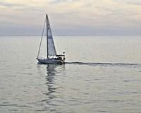 Sailboat A Fine-Art Print