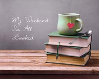 My Weekend Is All Booked - Green Fine-Art Print