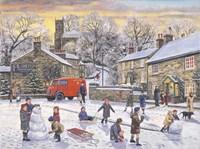 Christmas Holidays Fine-Art Print