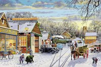 Winter Service Fine-Art Print