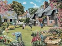 A Cottage Garden Fine-Art Print