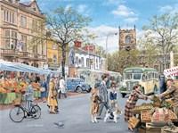 Market Day Fine-Art Print