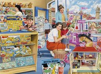 In The Toy Shop Fine-Art Print