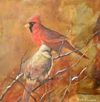 Cardinals Fine-Art Print