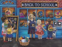 Back to School Fine-Art Print