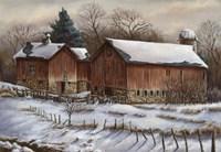 Untitled 1/ Barn Fine-Art Print