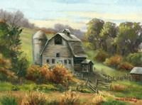 Purdy's Barn Fine-Art Print