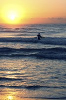Surf In The Morning Fine-Art Print