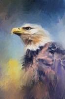 Eagle On Guard Fine-Art Print