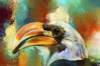 Colorful Expressions Toucan Fine-Art Print
