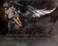 Military Rescue Fine-Art Print