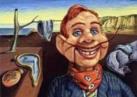 Howdy Dali Doody Fine-Art Print