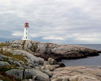 Peggy's Cove Lighthouse Fine-Art Print