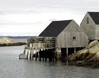 Peggy's Cove, NS Fine-Art Print