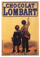 Choclat Lombart Fine-Art Print