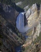 Lower Falls Yellowstone Fine-Art Print