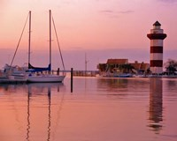 Harbortown, SC Fine-Art Print