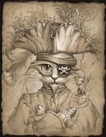 Captain Claw Fine-Art Print