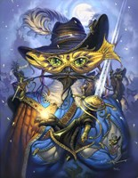 Cavalier Cat Fine-Art Print
