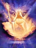 Christian Lion Of Judah Fine-Art Print
