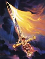 Christian Sword Of Spirit Fine-Art Print