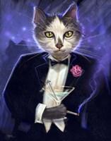 Cool Cat Fine-Art Print