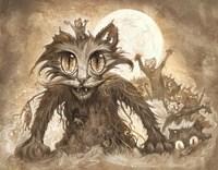 Zombie Cats 3 Fine-Art Print