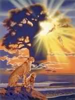 Morning Glow Fine-Art Print