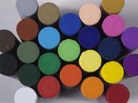 Round Pastels Fine-Art Print