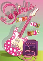 Girls Rock and Rule Fine-Art Print