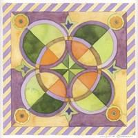 Geometry & Color 4 Fine-Art Print
