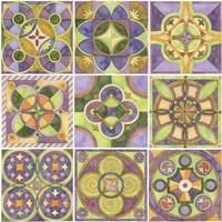 Geometry & Color Part 1 Fine-Art Print