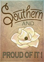 Southern and Proud of It Fine-Art Print