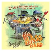 Bass Band Fine-Art Print