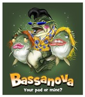 Bassanova Fine-Art Print