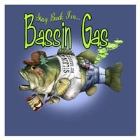 Bassin' Gas Fine-Art Print