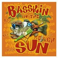 Bassin' in the Sun Fine-Art Print