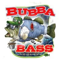 Bubba Bass Fine-Art Print