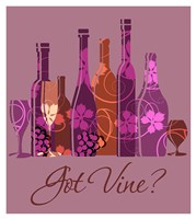 Got Vine Fine-Art Print